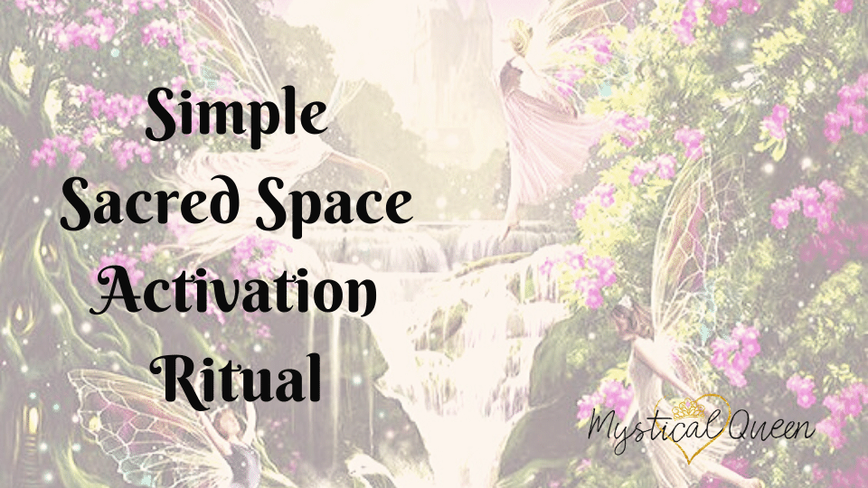 Creating a nourishing and sanctified sacred space (when you're short on space)
